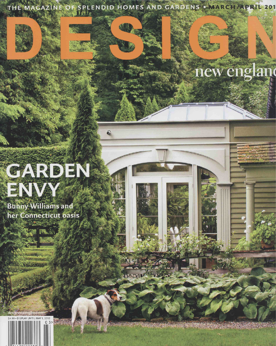 Check out our feature in Design New England Magazine!
